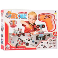 286 Pieces Kids Robotic Blocks Kits