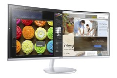 """34"""" CURVED GAMING LED MONITOR"""