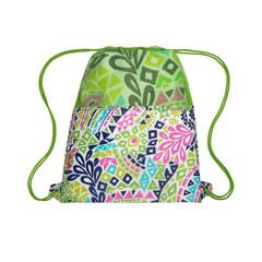3c4g Aztec Paisley Towel And Sling Bag
