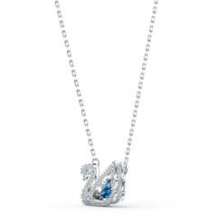 -5533397-Dancing Swan:Necklace Czfu/Anni