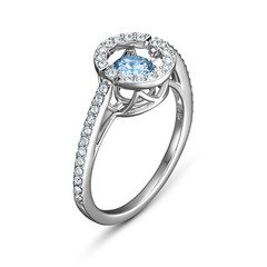 -5537057-Sparkling  Dc: Ring  Anni 55
