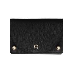 Aigner Diodora Lady Combination Wallet Black 152753-0002