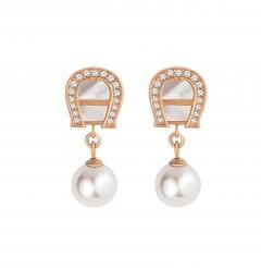 Aigner   Earring Rg/Sto/Pearl M Aj84944