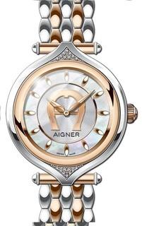 Aigner Lady SS/RG BRAC (18 DIAMONDS) M A141204