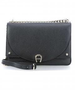 Aigner Mina Crossbody Bag Black 132046-0002