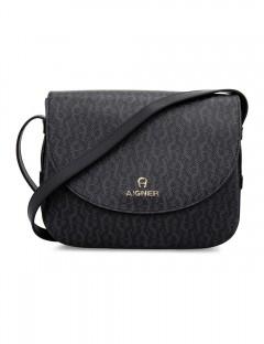 Aigner Mina Crossbody Bag Black 132101-0002