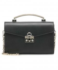 Aigner Mina Crossbody Bag Black 132157-0004