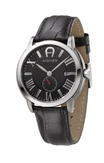 Aigner Portici Men's Watch Black A24040B