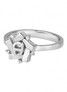 Aigner   Ring Silver/Diamond Aj85500.56