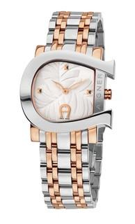 Aigner Women's Genua Leaf Watch A31608