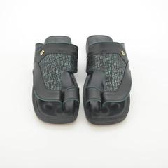 AlKhamis Shoes Men's Sandals  Black