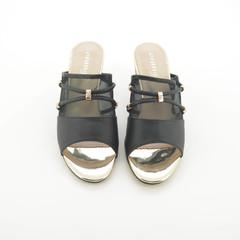 AlKhamis Shoes Women's Heels Black