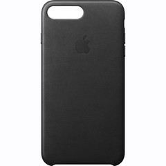 APPLE iPhone 7 PLUS Leather Case BLACK MMYJ2ZM/A
