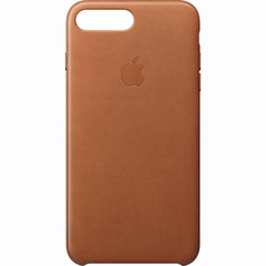 APPLE iPhone 7 PLUS Leather Case SADDLE BROWN MMYF2ZM/A
