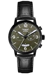 Aviator Gents Watches -AV-0266