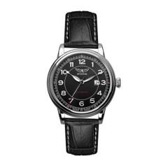 Aviator Mens Black Watch