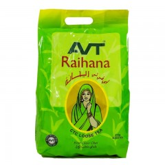 Avt Raihana  Loose Black Leaf Tea 2 Kgs