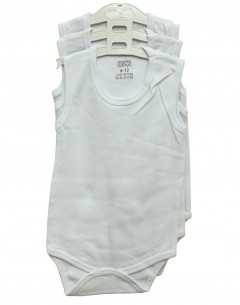 Baby Boy'S  Body Suit Pack Of 3     0-3mths