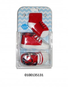 BABY SHOES 32B-8246