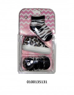 BABY SHOES 32B-8253