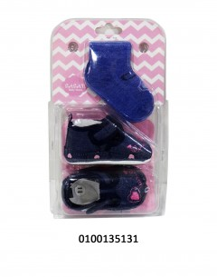 BABY SHOES 32B-8256