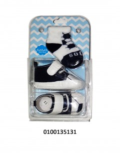 BABY SHOES 32B-8257