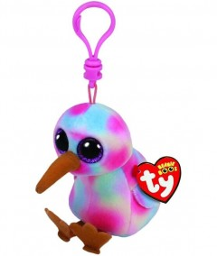 Beanie Boos Bird Kiwi Multicolor Clip3In