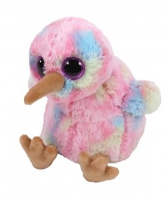 Beanie Boos Bird Kiwi Multicolor Med 9In