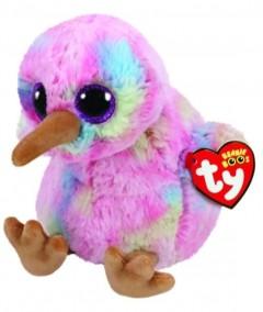 Beanie Boos Bird Kiwi Multicolor Reg 6In