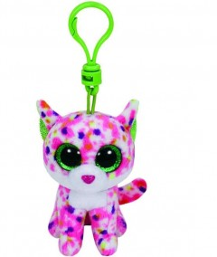 Beanie Boos Cat Sophie Pink Clip 3In