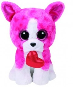 Beanie Boos Dog Romeo Med 9In