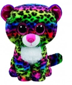Beanie Boos Leopard Dotty M.Color Med9In