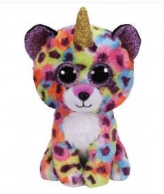 Beanie Boos Leopard W/Horn Giselle Med
