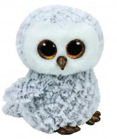 Beanie Boos Owl Owlette White Medium