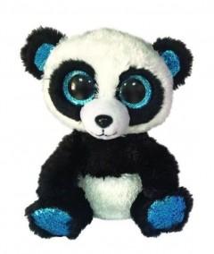 Beanie Boos Panda Bamboo Blck&Wht Med