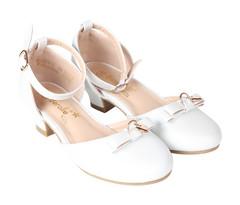 BERALLE Girls White Sandals -28