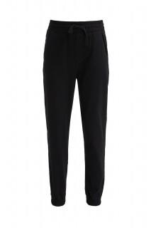 Boy Trousers BLACK 3/4