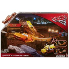 Cars 3 Thunder Hollow Challenge Playset