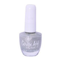 Catherine Arley Silve Glam & Mirror Effect Nail Lacquer 2