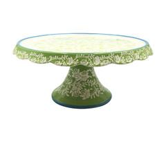 Ceramic Cake Tray