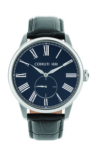 CERRUTI 1881 Mens Dial Color Blue CRWA26303