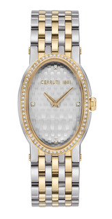 Cerruti 1881 Norcia Ii Women's Dial Color Gold CRWM23202