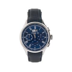 Cerruti 1881 Pozza Di Fazza Men Blue Chronograph Watch CRWA21104
