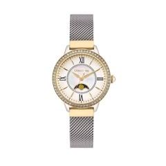 Cerruti 1881 Rosara Women Silver Analog Watch CRWM22503