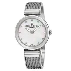 Charriol Lady SS BRAC  FE32.101.000