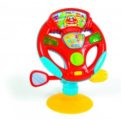 Clementoni Baby Activity Steering Wheel