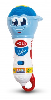 Clementoni Baby Microphone B/O