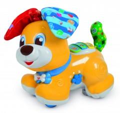 Clementoni Baby Peekaboo Dog