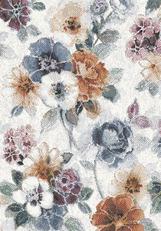Coloured Floral Design Carpet Rug 120x170