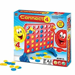 Connect 4 Chess Line